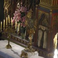 Fête-Dieu 2012 : au salut du Saint Sacrement