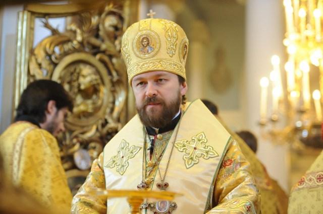 Métropolite Hilarion de Volokolamsk