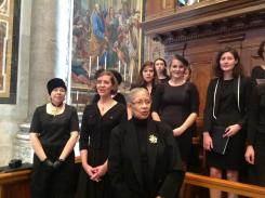 Les femmes de la Schola Sainte Cécile