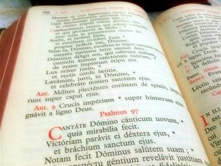 Le Psautier de Bea : un épisode presque oublié des réformes sous Pie XII