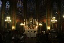 23-Messe de reposition des Quarante-Heures coram Sanctissomo - premières parties des litanies et prières