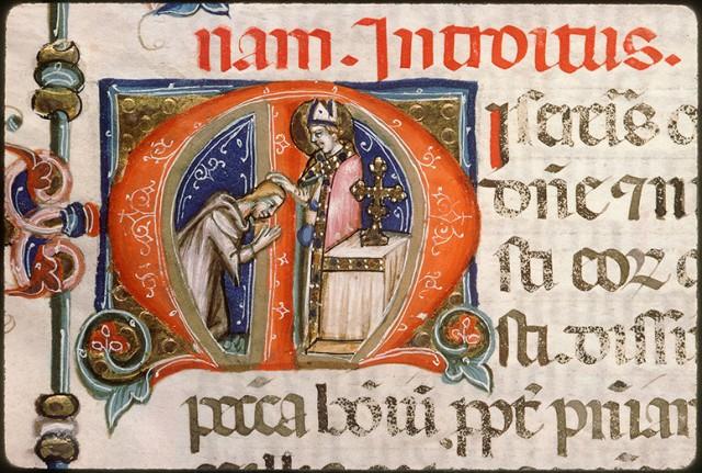 Enregistrement : sainte messe du Mercredi des Cendres