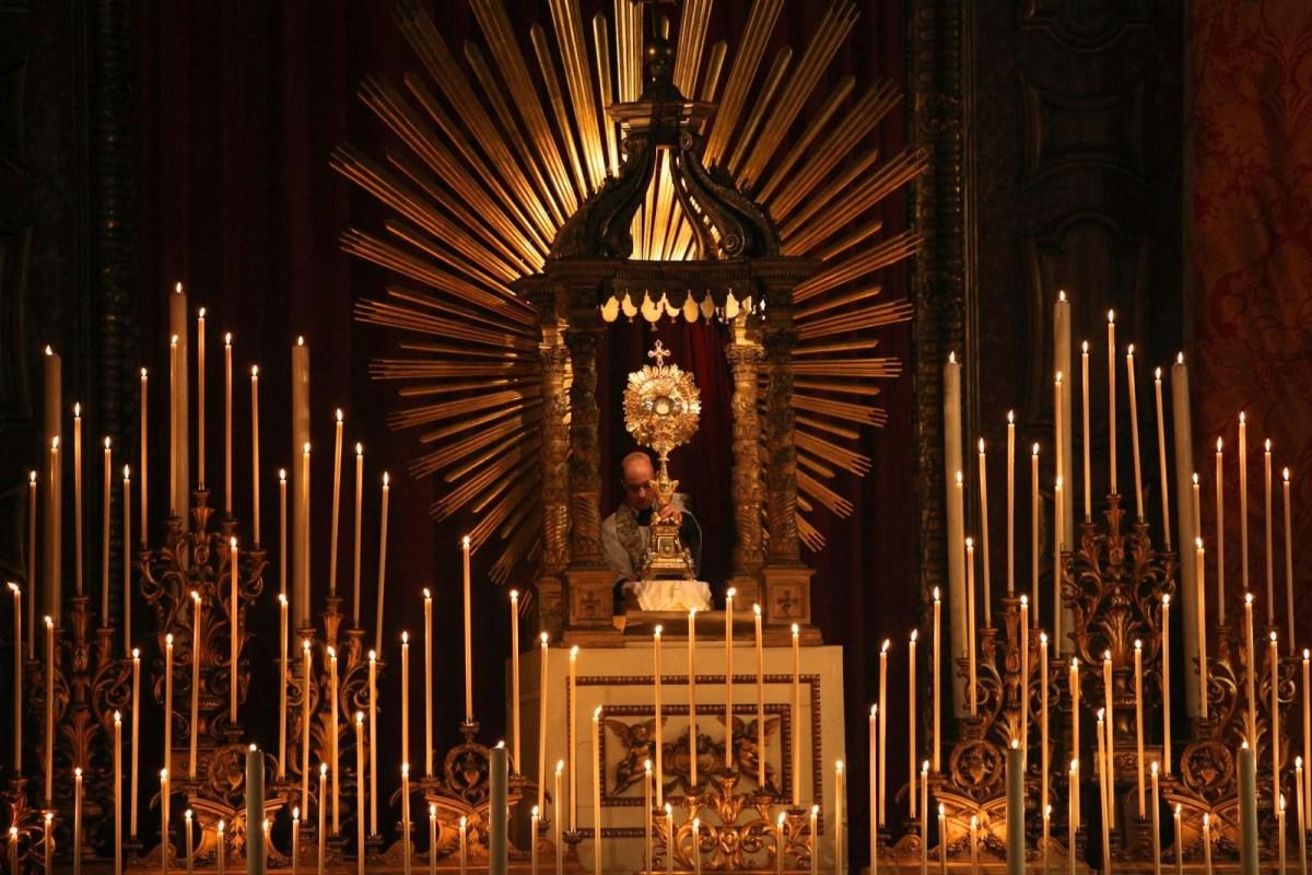 Les Quarante-Heures - histoire & liturgie