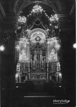Machine des Quarante-Heures - église de Bottanuco.