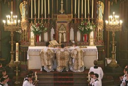 21 - Dimanche du Bon Pasteur 2016 - à la fin de la communion des fidèles