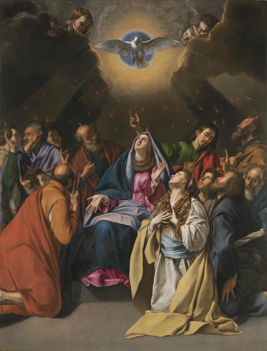 Enregistrement : dimanche de la Pentecôte