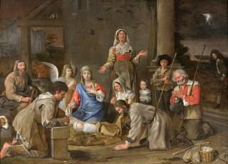 Adoration des bergers - Sylvain Riandet
