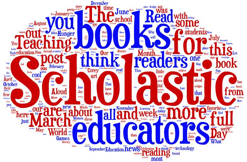 Making Wordle Work for You -- Beyond Word Clouds 101 Scholastic