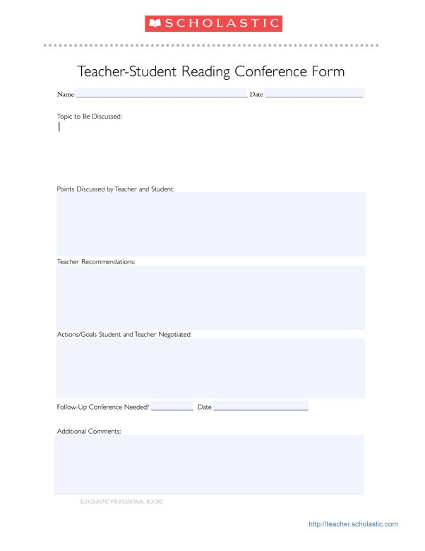Report Card Comments and Parent Conferences Made Easy Scholastic