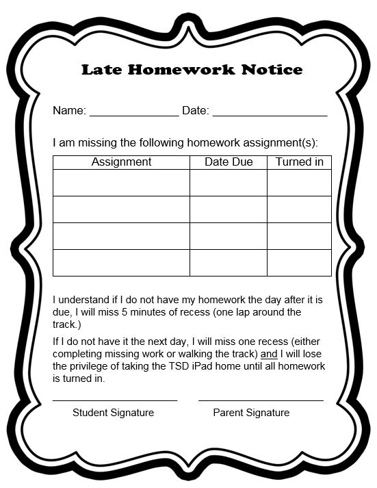 Behavior Contracts and Checklists That Work Scholastic - Student Contract Templates