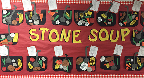 Stone Soup A Lesson In Sharing Scholastic