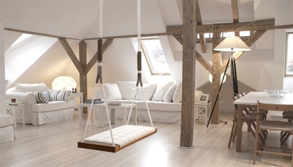 Pinterest Girls Kids Rooms With Wood Wallpaper Een Schommel In Je Huis