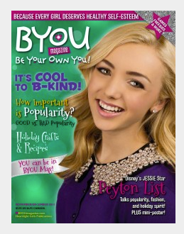 """""""Be Your Own You"""" Self-Esteem Resource"""