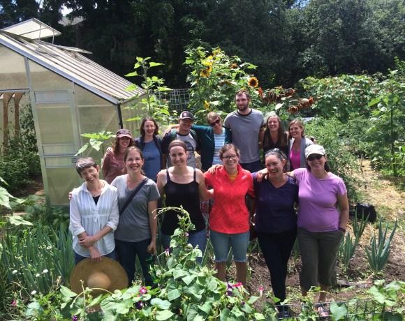 Garden Learning Collaborative Underway