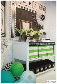 Industrial Chic Classroom Decor Collection - SchoolgirlStyle