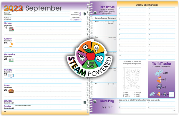 Student Planners - School Mate®