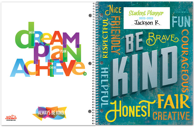 Student Planners - Features  Pricing - School Mate®