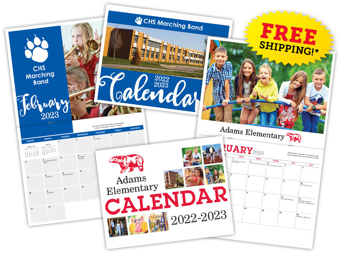 Wall Calendars - Features  Pricing - School Mate®