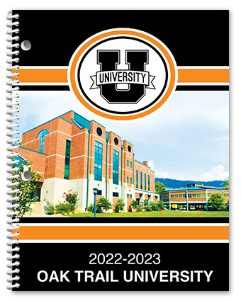 College Planners - Build a Cover - School Mate® College Planners