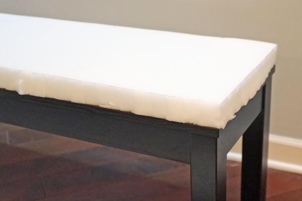 Easy Bench Slipcover