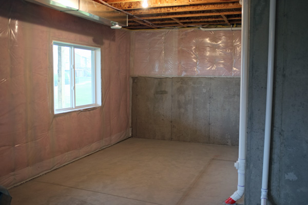 framing basement walls cost finishing a basement is aperfect diy