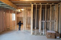 Basement Framing and Soffit Planning