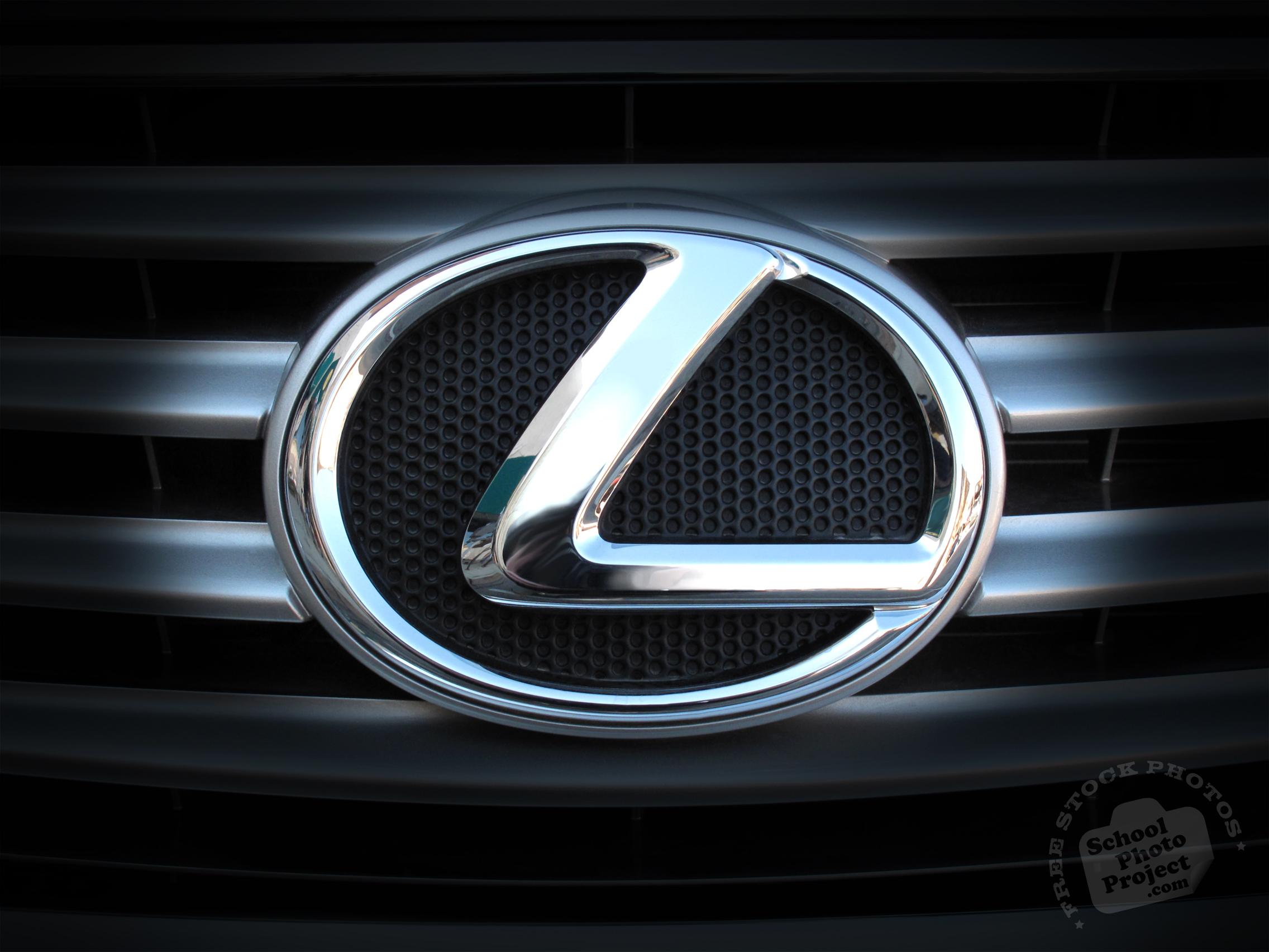 Oooo Car Wallpaper Lexus Logo Free Stock Photo Image Picture Lexus Logo