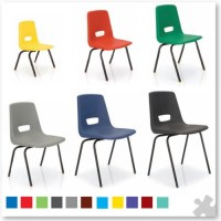 P3 Stackable Classroom Chair [P3 Chair] : Schools Direct ...