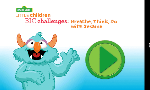 Breathe, Think, Do: FREE App to Teach Students Calming Strategies