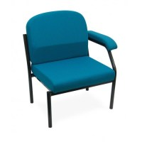 DELUXE METAL FRAMED RECEPTION SEATING