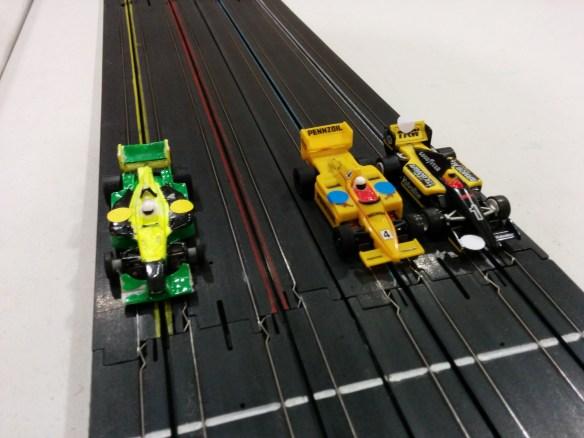 SF1 B Final Cars
