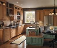 Laminate Kitchen Cabinets - Schrock Cabinetry