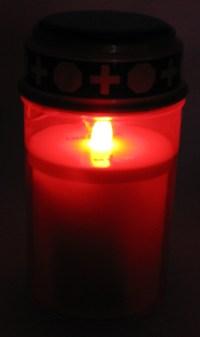 Solar LED-Grablicht mit Dmmerungssensor, 6,95