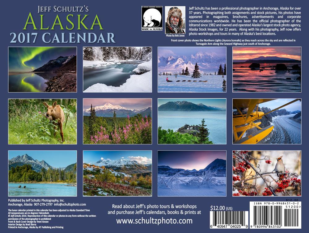 Alaska travel brochures