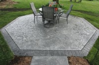 Types Of Concrete Finishes For Patios - Patio Ideas