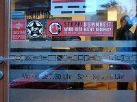 Dresden Reisefhrer - Cafes in Dresden - schwarzaufweiss