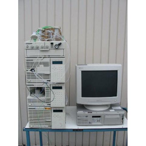 Hewlett Packard 1050 Series HPLC - Sci-bay