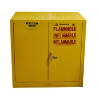 Flammable Cabinet. JustRite 25330 Flammable Liquid Storage ...