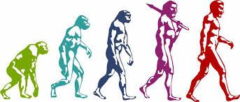 いくつもの世代を超えて集団内に形質の変化が起こることを進化と言います。