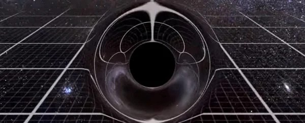 This Video on The Scale of Black Holes Will Crush Your Poor, Human