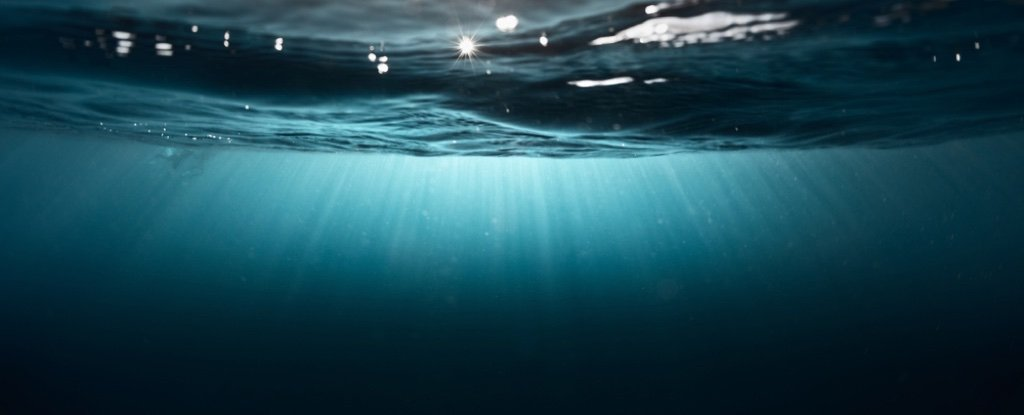 Deep in The Ocean, There\u0027s a \u0027Shadow Zone\u0027 Where The Water Is 2,000