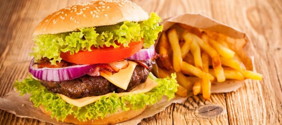 Feeling Wallpaper Hd Burgers And Fries In Small Doses Can Be Just As Good As