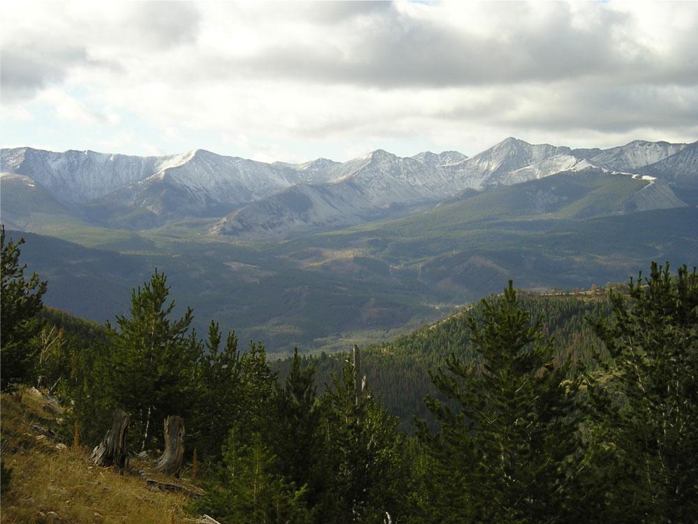Landform Examples  Montana Science Partnership