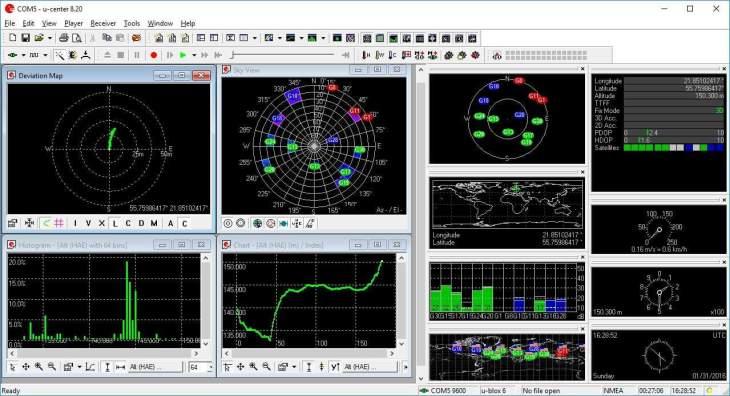 u-center_screen
