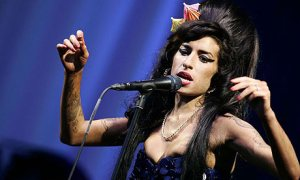 Amy Winehouse at Glastonbury 2008            (Image: Rex Features James McCauley/Rex)
