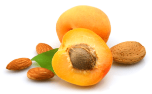 The apricot kernel resides inside the hard apricot seed (Image: Shutterstock)