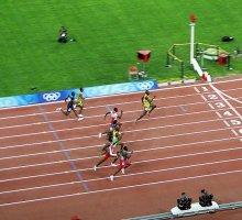 La fisica di Usain Bolt