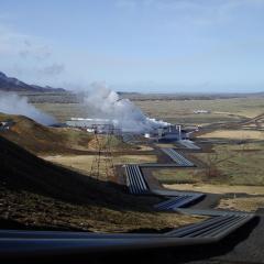 I gas serra diventano roccia: un modo per ridurre le emissioni?