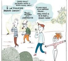 L'evoluzione raccontata con i fumetti – Scientificast #116