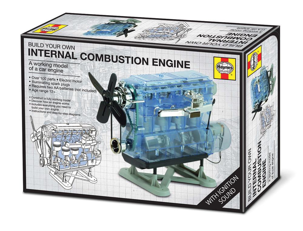 Haynes Int Combustion Engine - ScientificsOnline